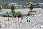 [날씨]'입추'에 서울·경기·강원까지 폭염특보…제주 33.1·속초 32.7도