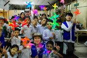 삼성물산 임직원 해외봉사단, 플랜코리아와 미얀마 소외지역 봉사활동