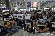 홍콩 사태, 中 vs 美英으로 번지나? 대만 기업에도 불똥