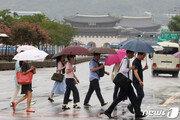 [날씨] 태풍 '레끼마' 영향 전국에 비…무더위는 계속