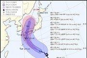태풍 '크로사', 광복절 日 관통후 동해로…태풍 '레끼마'는?
