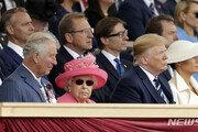 """英여왕 """"정치인들, 통치 능력 없다""""…브렉시트 관련 불만 표해"""