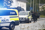노르웨이 총격범, 범행 때 '고프로' 착용…경찰 영상확보