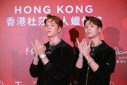 갓세븐 잭슨 밀랍인형 홍콩서 선봬