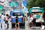 [날씨]14일 '서울 35도' 폭염 지속…중부내륙 오후 한때 소나기