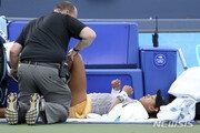 여자 테니스 세계 1위 오사카, 부상으로 웨스턴&서던 오픈 기권