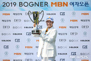 박민지, KLPGA MBN 여자오픈 우승…통산 3승 달성