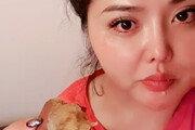 """'20kg 감량' 홍선영, 혹독한 다이어트…""""고구마 반 개 먹어요"""""""