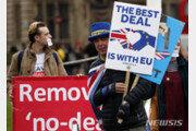 """영국 """"브렉시트 단행하는 10월31일로 '이동의 자유' 종료"""""""