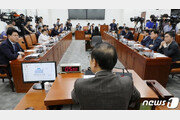 정개특위, 선거법안 '표결' 추진…패스트트랙 연대 부활 조짐