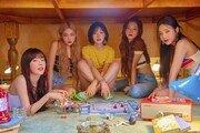'서머 퀸' 레드벨벳, '음파음파'로 전세계 36개 지역 1위
