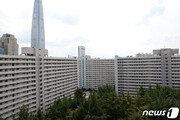 7월 서울 주택 거래량 1.2만건…전년比 4.3% 늘었다