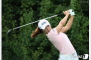 고진영, LPGA 캐나다 여자 오픈 첫날 공동 2위로 출발