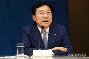 김기문 중소기업중앙회장, 협동조합법 위반 혐의로 불구속기소