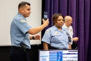 美 경찰 도우미 된 삼성 스마트 기술