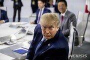 """트럼프, 증시급락 불안했나…""""내 덕분에 증시 급등"""" 트윗"""