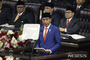 """인도네시아 대통령, """"동칼리만탄에 새 수도 건설"""" 발표"""