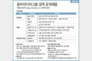 [알립니다]동아미디어그룹 경력 공개채용