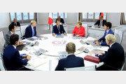 G7에 이란 외교장관 깜짝 초대… 트럼프에 맞선 마크롱