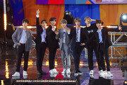 방탄소년단, 불참에도 'MTV 비디오 뮤직 어워즈' 2관왕
