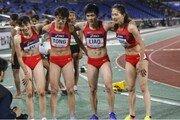 女 400m 달리기 1·2위는 남자?…중국이 시끌