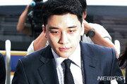 고개숙인 승리…118일만에 '도박혐의' 다시 포토라인