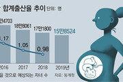 세계 유일 '출산율 0명대' 한국… 올해 신생아 30만명도 흔들린다