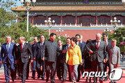시진핑 건국기념일에 이례적으로 대국민 연설, 이유는?