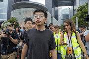 홍콩시위 취소에도 자발적 운집…경찰당국, 물대포 '준비'