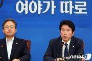 與, 조국 청문회 '무산 가능성' 시사…바른미래 '중재안' 거부