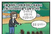 [고독이의 토막상식]몽골에서 온 소똥구리