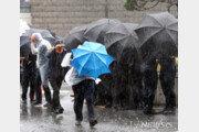 [날씨]전국 가을장마 영향권…중부 시간당 30~50㎜ '장대비'