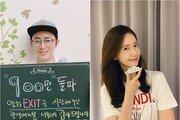 """'엑시트', 900만 돌파…조정석·임윤아 """"관객분들 감사"""""""