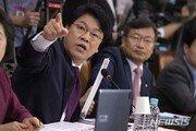 장제원 자유한국당 의원 아들, 새벽 음주운전 사고