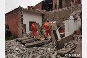 中 쓰촨성서 규모 5.4 지진…최소 1명 사망 63명 부상