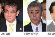 """""""아베, 對韓 강경파 '돌려막기' 할 듯"""""""