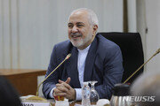 """이란 외무 """"진짜 핵무기 가진 쪽이 증거없이 소란"""""""