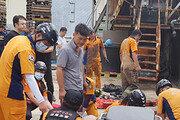 수산물탱크 청소하던 외국인 3명 질식해 숨져