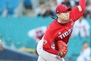 양현종, 롯데 상대로 시즌 2번째 완봉쇼…ERA 2.25