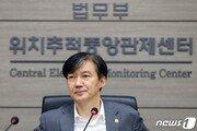 조국 수사…'정당' 60.2% vs '무리한 정치개입' 35.6%