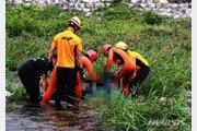 강원 동해시 전천 상류서 80대 여성 숨진 채 발견