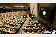 정치권 지형변화 초래할 선거법안 연내 통과 가능성은