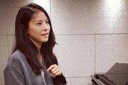 """'비공개 결혼' 박지윤, 1년 만에 컴백 예고 """"곡 녹음 중"""""""