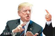 """이란 겨냥한 트럼프 """"사우디 공습 범인 짐작… 우린 장전 완료"""""""