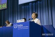 """韓, 日 '후쿠시마 오염수' 공론화…""""IAEA 회원국 역할 필요"""""""