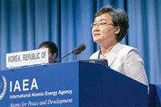 """정부 """"후쿠시마 오염수, 지구환경 영향"""" IAEA서 공식 제기"""