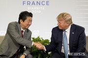 """커들로 """"트럼프·아베 25일 회담""""…무역협정 서명 시사"""