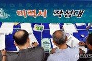 """정부, 日처럼 재고용으로 65세까지 정년연장…""""임금 급락 우려"""""""