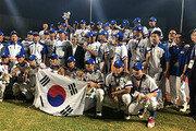 '우려는 기우로' 야구, 2022 항저우AG 정식종목에 이름 올렸다