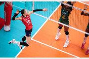 여자배구, 월드컵 5차전 카메룬 3-0 완파